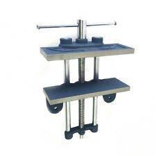 """9"""" Cast Iron Metal Woodworking Bench Vise For Wooden Workbench Wood"""