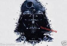 DARK VADER  STAR WARS IMAGE GLOSS POSTER WALL ART PRINT NEW