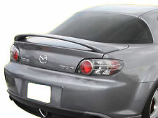 MAZDA RX8 FACTORY STYLE UNPAINTED REAR WING SPOILER 2004-2008