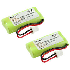 2x Home Phone Battery for VTech BT162342 BT262342 2SNAAA70HSX2F BATTE30025CL