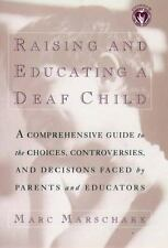 Raising and Educating a Deaf Child-ExLibrary