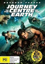 Journey To The Centre Of The Earth  3D (DVD, 2009, 2-Disc Set)
