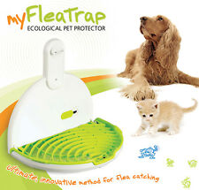 My Flea Trap Ecological Fleatrap for Cats Dogs Pets Insects Tick Remover New