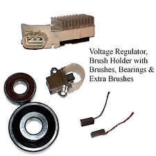 Alternator Rebuild Kit 99-03 Lexus RX300 Voltage Regulator, Bearings, Brushes