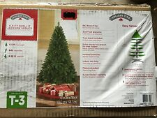 6.5' Non-Lit Jackson Spruce 642 Branch Tips Artificial Christmas Tree NEW