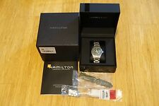 Hamilton Khaki Officer Mechanical H69419363 w/ Bracelet, Original Accessories