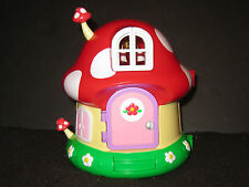 Bandai Hello Kitty Red Mushroom House Fairy House Preschool Toy