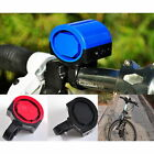 Electronic Bicycle Bike Cycling Alarm Loud Bell Horn Powered By Battery NEW