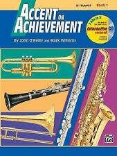 Accent on Achievement Trumpet