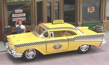 New  1/40 Scale 1957 Chevrolet Bel-Air Chevy Taxi Cab