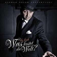 CD Album Eko Fresh Was kostet die Welt  (Königin der Nacht) 2010 Sony Music OVP
