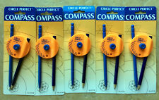 Compass, Circle Perfect, Set of 5, Learning Resources 45748