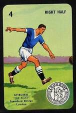RARE Football Playing Card - Chelsea 1964-5