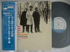 THE ORNETTE COLEMAN TRIO VOLUME 1 / JAPAN BLUE NOTE KING WITH OBI