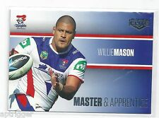 2014 NRL Elite Master & Apprentice (MA 15) Willie MASON Knights