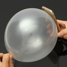 Close-Up Magic Street Trick Moblie PHONE Into Balloon Penetration In A Flash