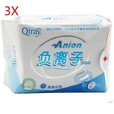 3 boxes/30 pads Winalite Anion Pad Qiray (Winion) – Sanitary Napkins : Day Liner