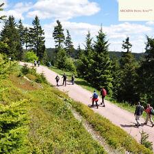 THÜRINGEN 4 Tage Thüringer Wald & Ottilienbad genießen 4* ARCADIA Hotel Suhl EZ