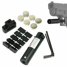 Red Dot Laser Scopes Universal Compact Red Laser Sight With Trigger Guard Mount