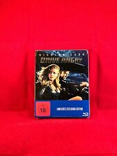 Drive Angry Blu Ray limited Steelbook, Region Free, Germany exclusive