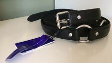 Jimmy Choo for H&M Gürtel Ledergürtel Belt Leather Größe Size S