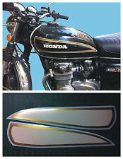 Kit completo  Honda Four 500 1972 76 nero - adesivi/adhesives/stickers/decal