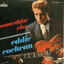 ☆ CD SINGLE Eddie COCHRAN   Somethin' else 4-track  CARD SLEEVE NEUF SCELLE ☆