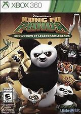 XBOX 360 KUNG FU PANDA  SHOWDOWN OF LEGENDARY LEGENDS
