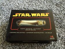 Master Replicas Darth Sidious SW-315 Star Wars LIGHTSABER .45 epiii rots sith