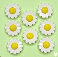 Dress It Up bottoni con margherite 27-Abbellimenti Fiori Daisy Flower