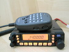 NEW 50W VHF/UHF 144/430MHZ DUAL BAND FM MOBILE RADIO TRANSCEIVER/SCANNER, CB,HAM