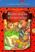 Ricitos De Oro Y Los Tres Ositos (Favorite Tale, Ladybird) (Spanish Edition)