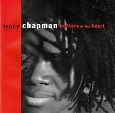 TRACY CHAPMAN : MATTERS OF THE HEART / CD - NEUWERTIG