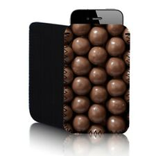 'CHOCOLATE MALTESERS' (S) Mobile Phone Case, Pouch, Cover for SAMSUNG CHAT 357