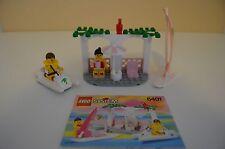 Lego Paradisa Set #6401, Seaside Cabana, Produced in 1992