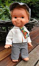 Puppe GOOGLY DDR ca. 25 cm Gummi Gummipuppe Ostalgie Kult Spielzeug Schalkau