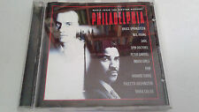 "ORIGINAL SOUNDTRACK ""PHILADELPHIA"" CD 10 TRACKS BANDA SONORA BSO OST"