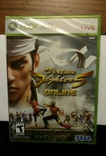*** XBOX 360 *** VIRTUA FIGHTER 5 ONLINE *** NEW / SEALED ***
