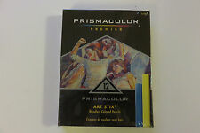 Prismacolor Premier 12 Art Stix Woodless Colored Pencils Drawing Supplies NEW