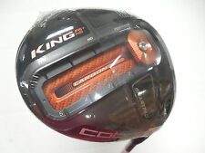 New 2016 Cobra King F6+ PRO Black Driver Stiff flex Matrix Ozik F6 Plus