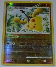 Reverse Holo Foil Wormadam # 42/132 Secret Wonders Set Pokemon Trading Cards HP