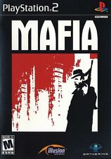 Mafia PS2 Playstation 2 Game Complete