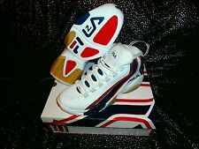 FILA STACK 2  Stackhouse USA 11.5  Olympic Red White Blue Dream Team Sneakers