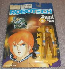 Robotech Rand Figure MINT on Card Harmony Gold
