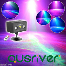 SUNY Water Ripple Patterns RGB LED Stage Party DJ Laser Lighting Sennen LLA200RG