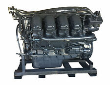 Scania Truck Engine 164-480 DC 1602, 2002 Used Complete Good To Go