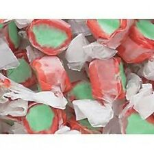 CANDY APPLE (Cinnamon) Salt Water Taffy Candy -TAFFY TOWN - 1/2 LB