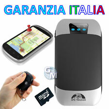 TRACKER GPS SAT GSM ANTIFURTO LOCALIZZATORE SATELLITARE GPS303 ANDROID IPHONE a