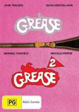 Grease / Grease 2  DVD NEW