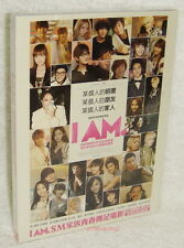 I AM: SMTOWN Live World Tour in Madison Square Garden Taiwan 2DVD (TVXQ SNSD)